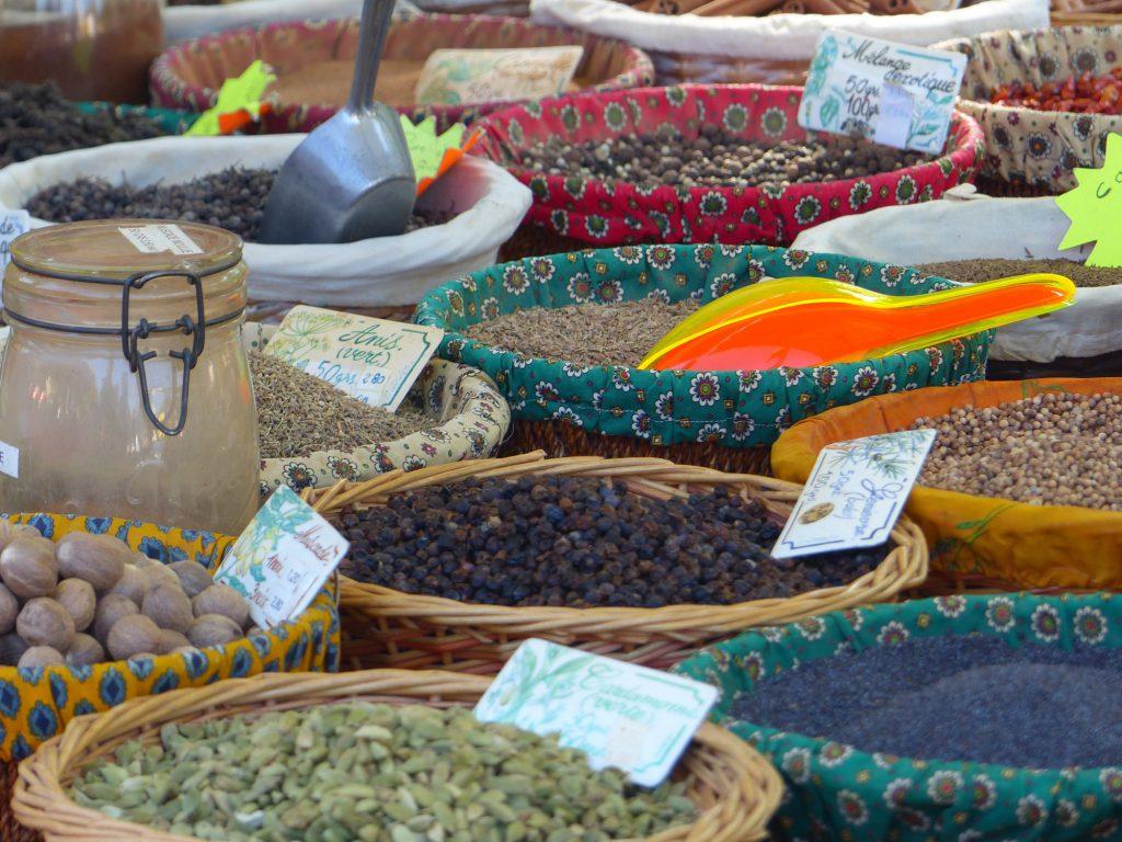 Markt in Aix en Provence