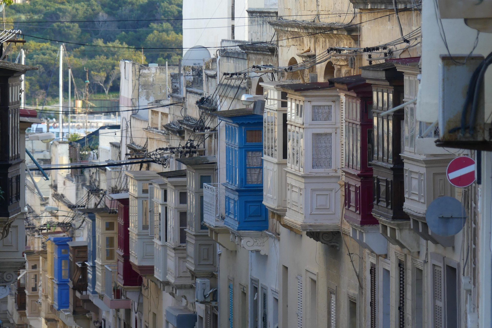 Erker in Sliema Malta