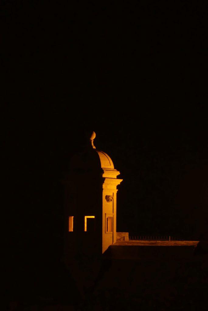 Vedette in Senglea Malta