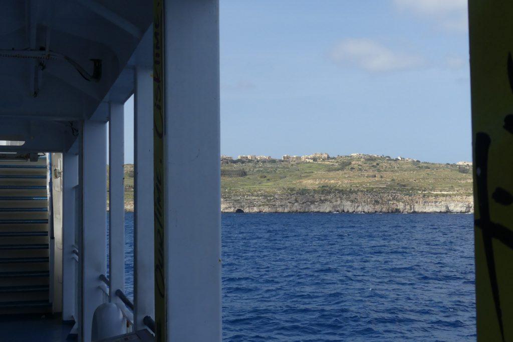 Fähre nach Gozo Malta