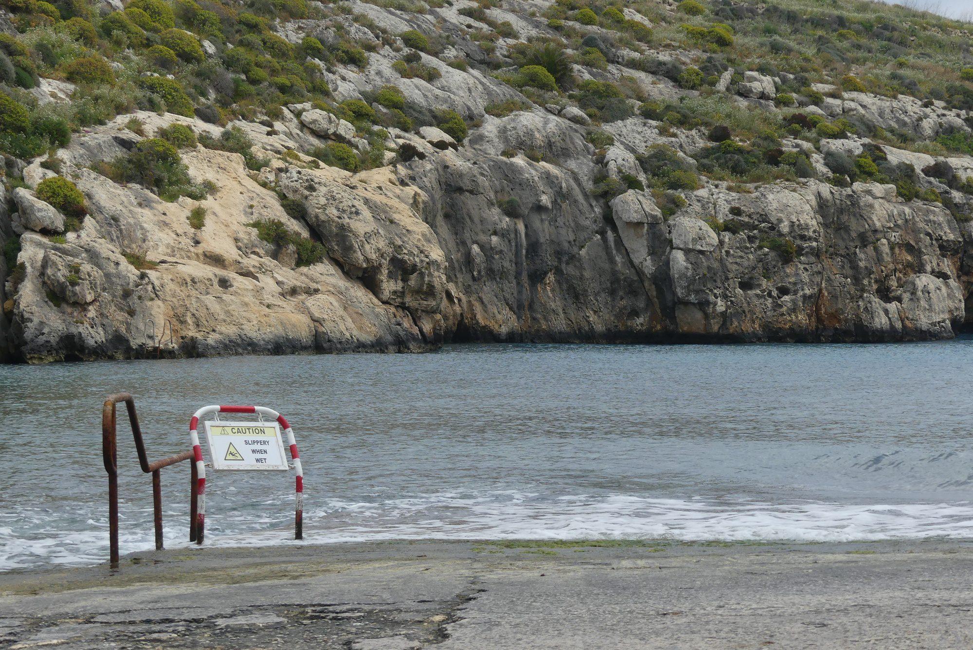 Mgarr-ix-Xini auf Gozo Malta