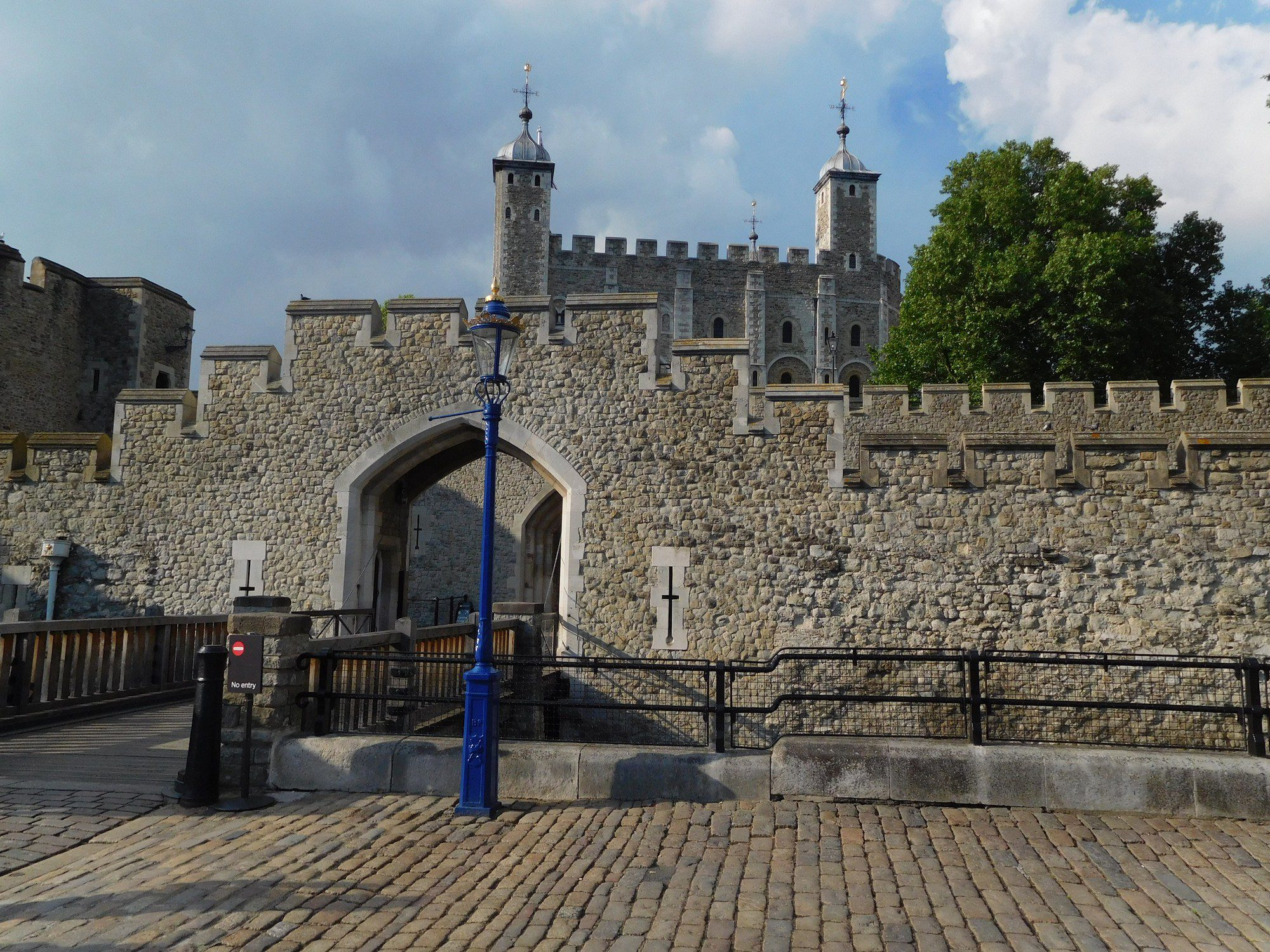Eingang zum Tower of London