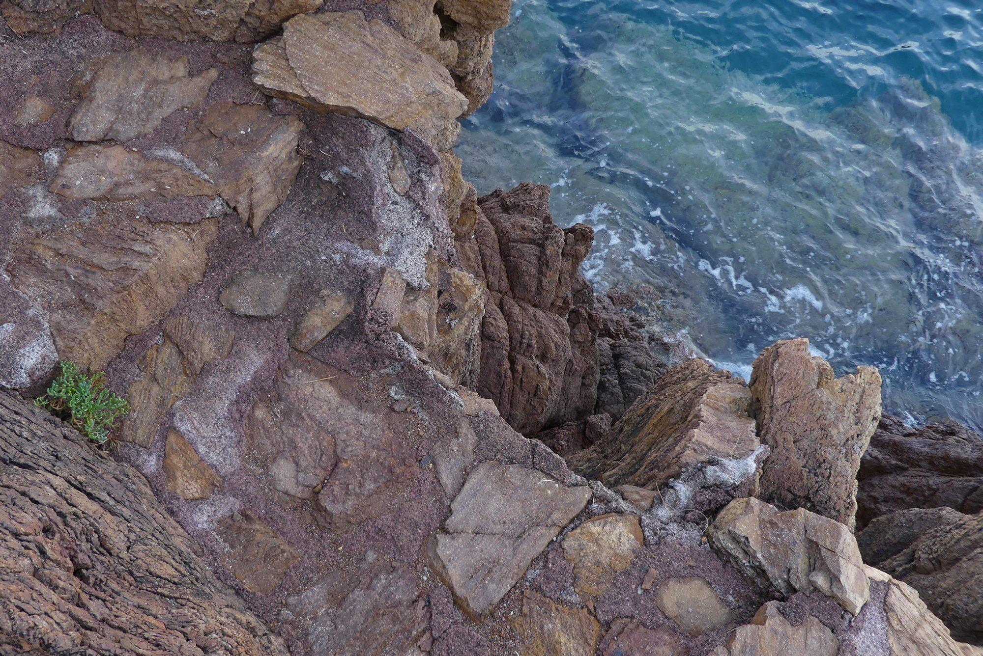 Küstenwanderweg im Esterel Cote d'Azur