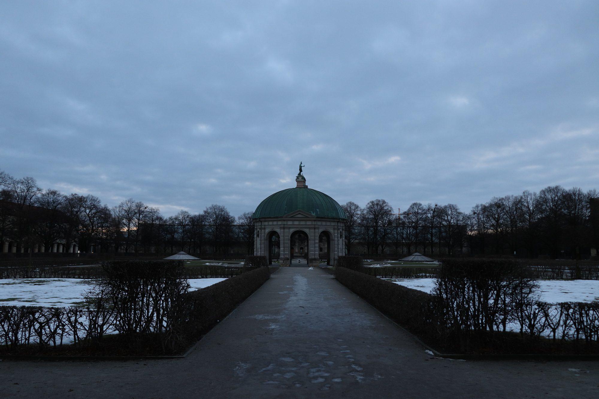 München Hofgarten JPEG