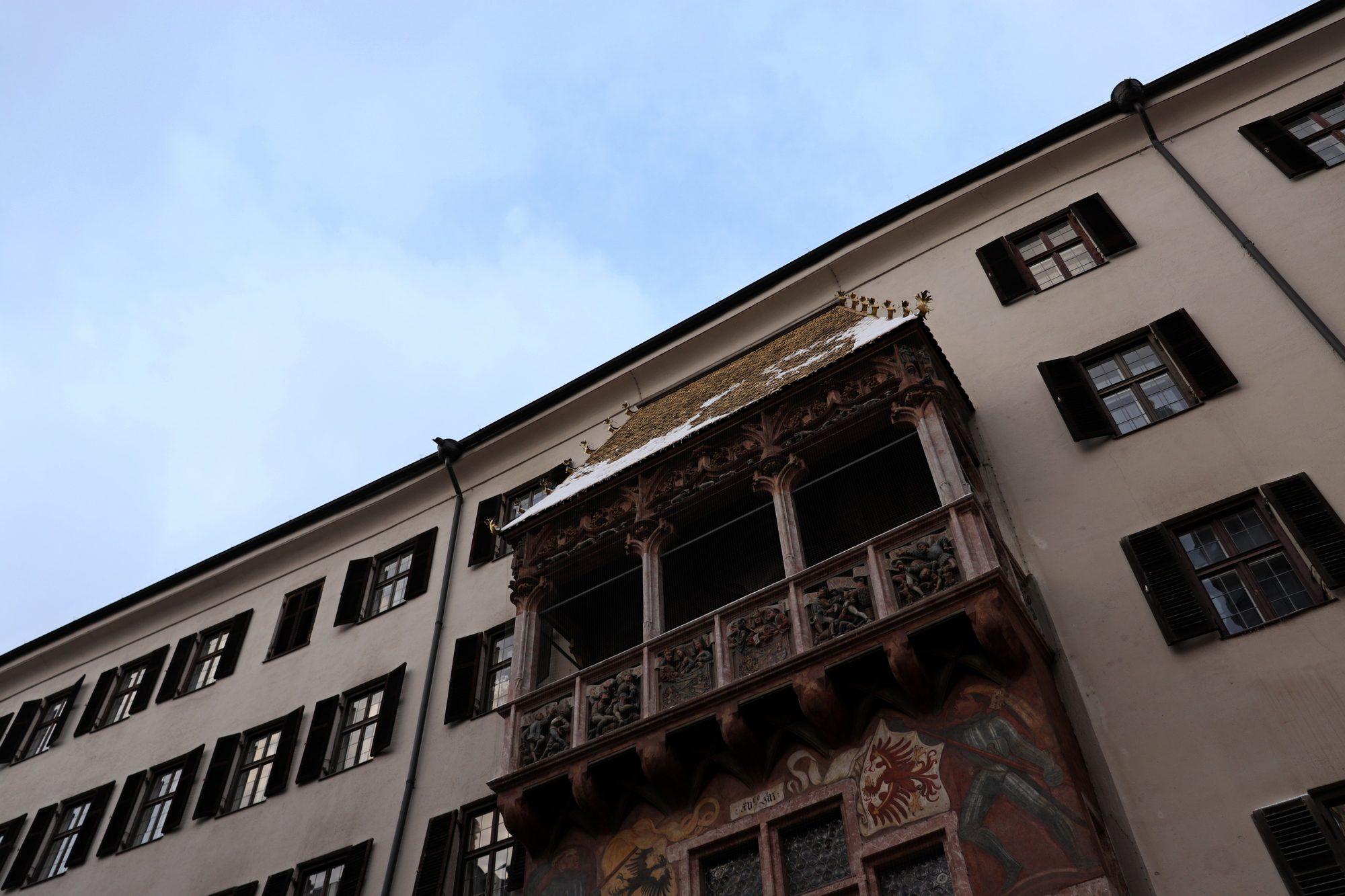 Das Goldene Dacherl in Innsbruck