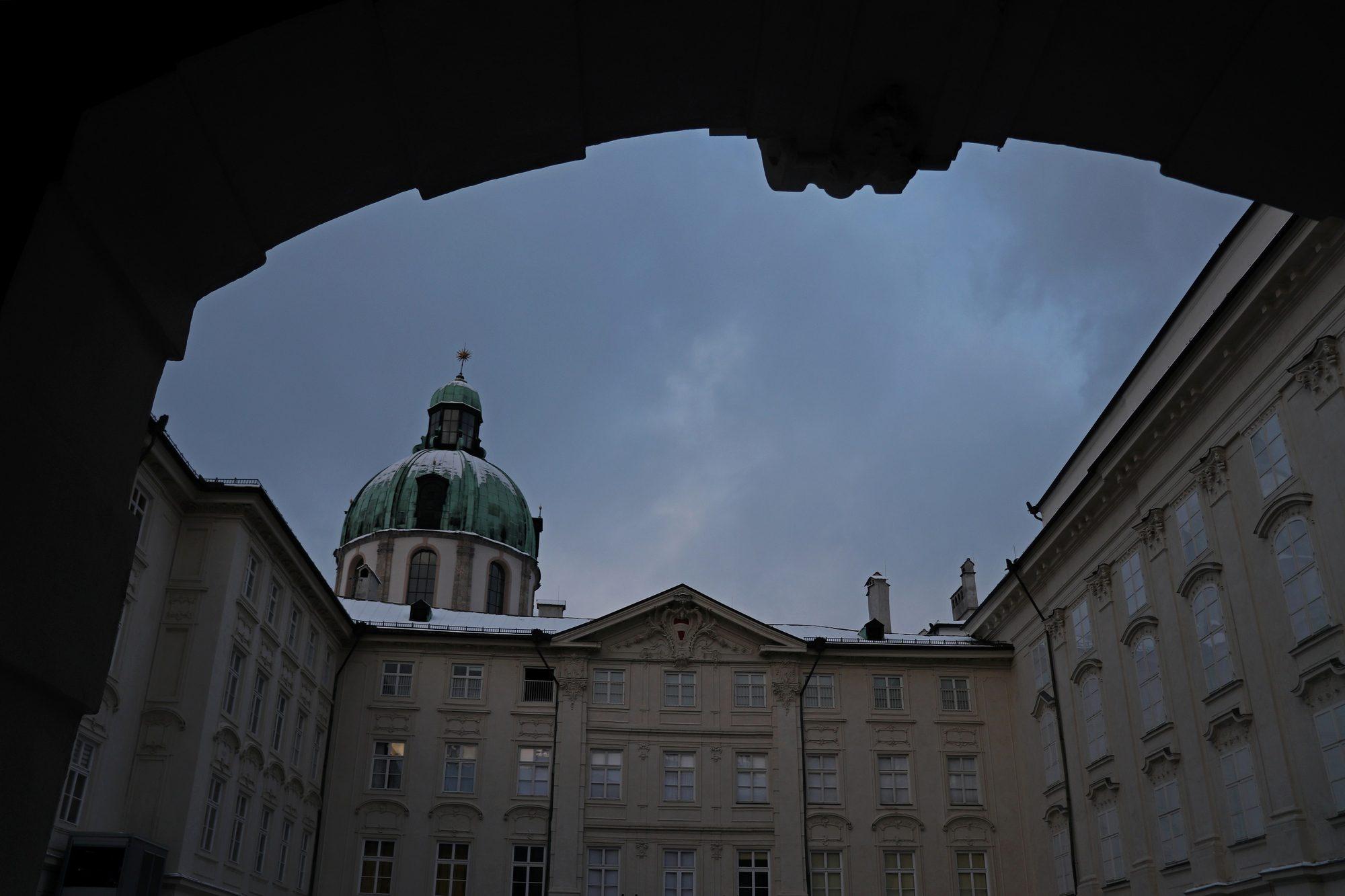Die Innsbrucker Hofburg
