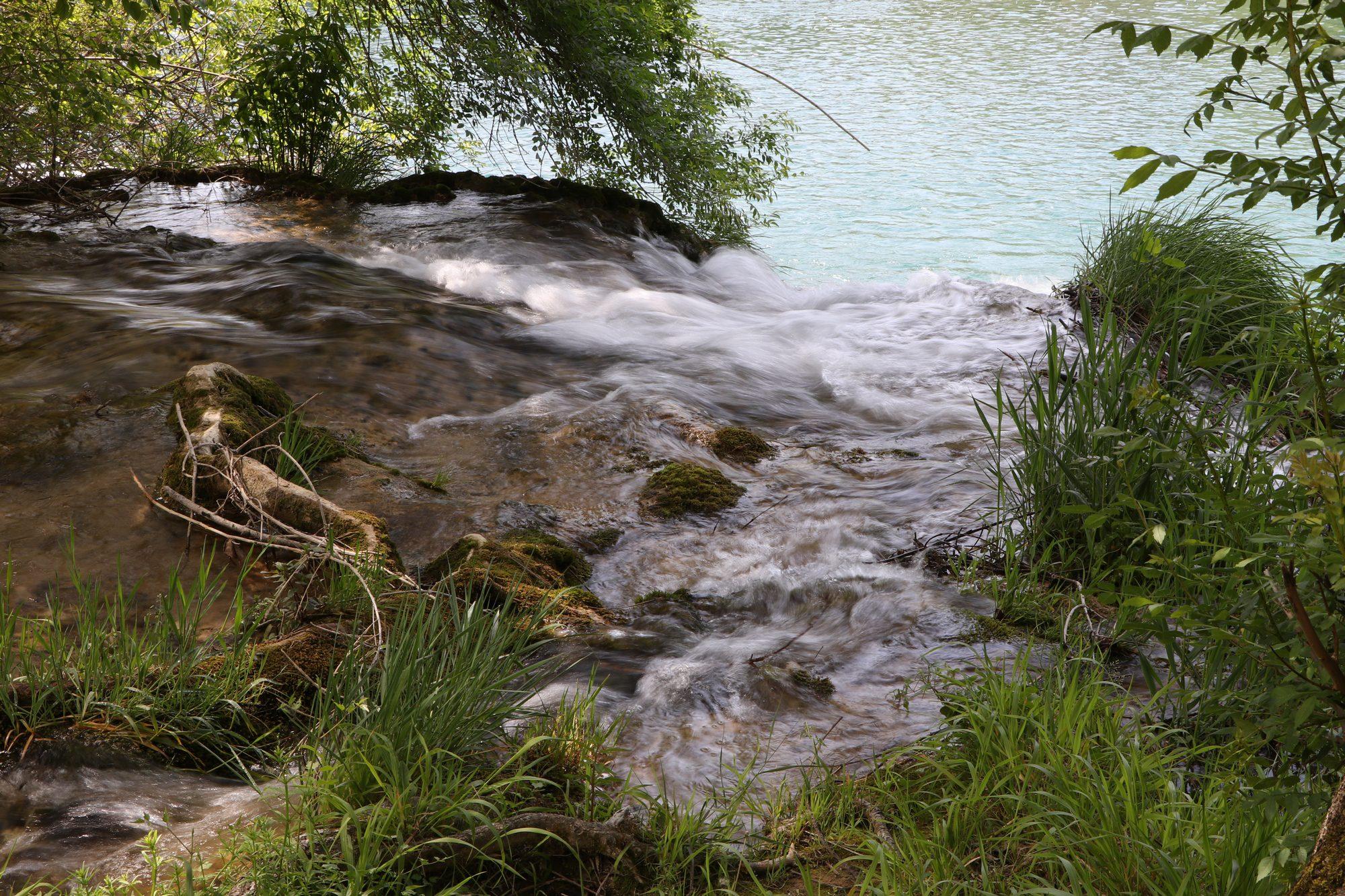 Unterwegs im Krka-Nationalpark