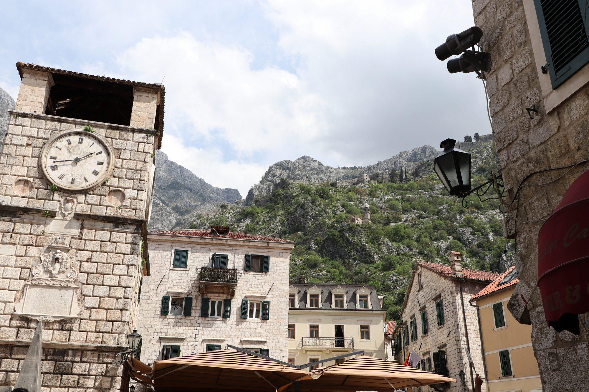 Altstadt von Kotor in Montenegro