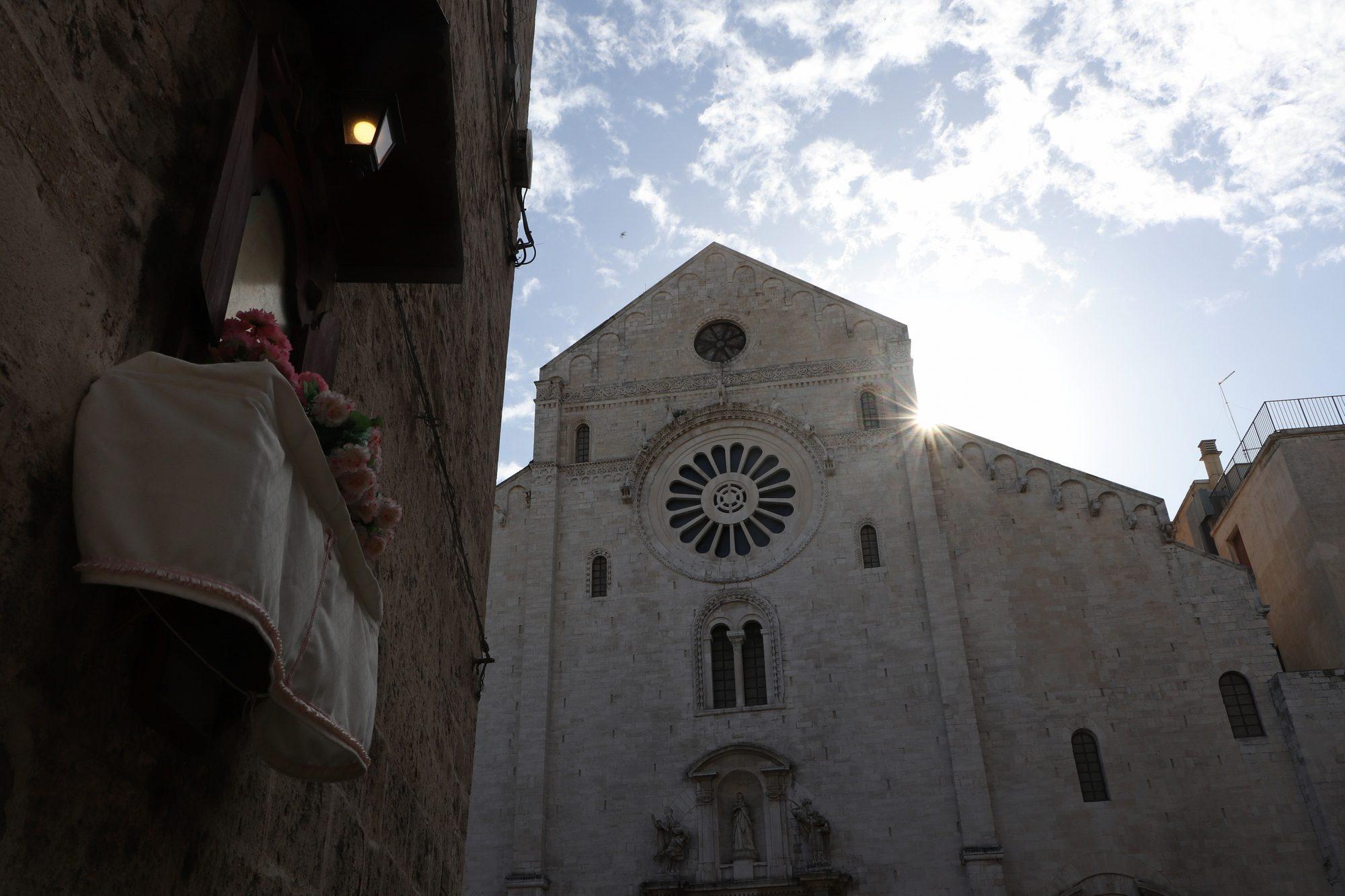 Kirche in der Altstadt von Bari
