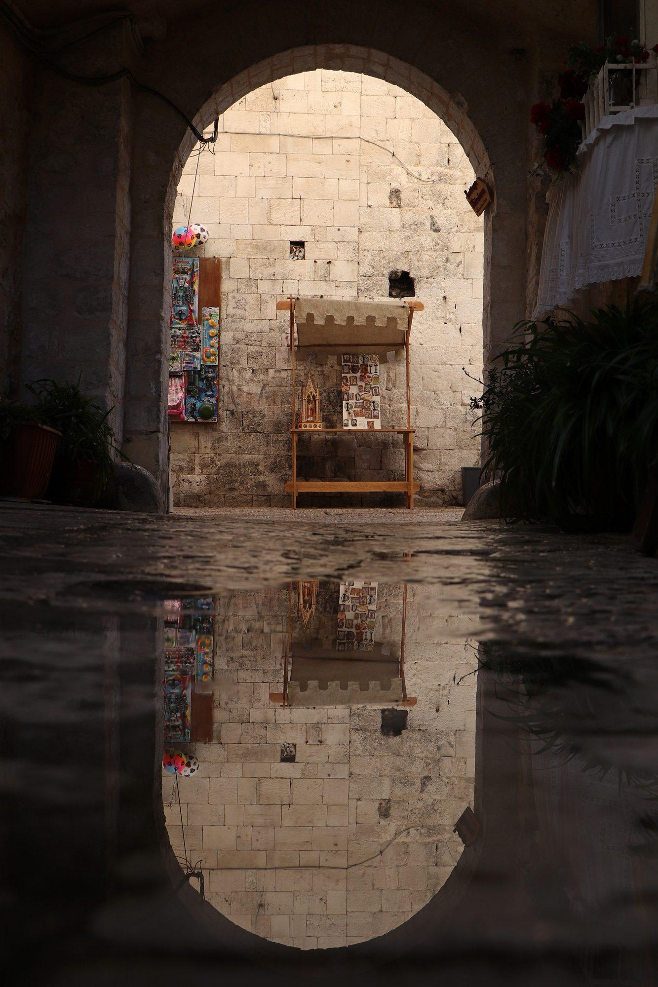 Die Altstadt von Bari