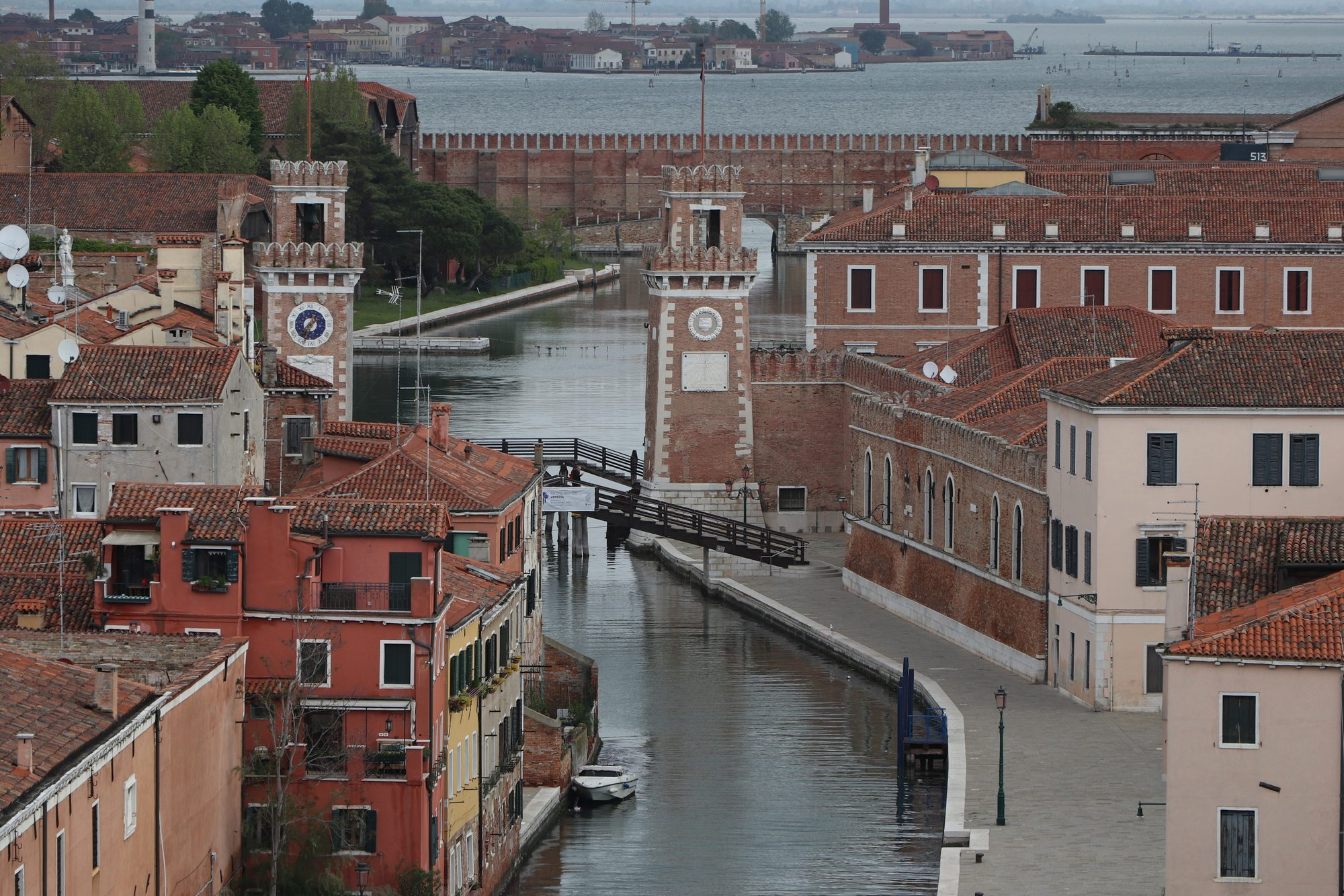 Castello in Venedig