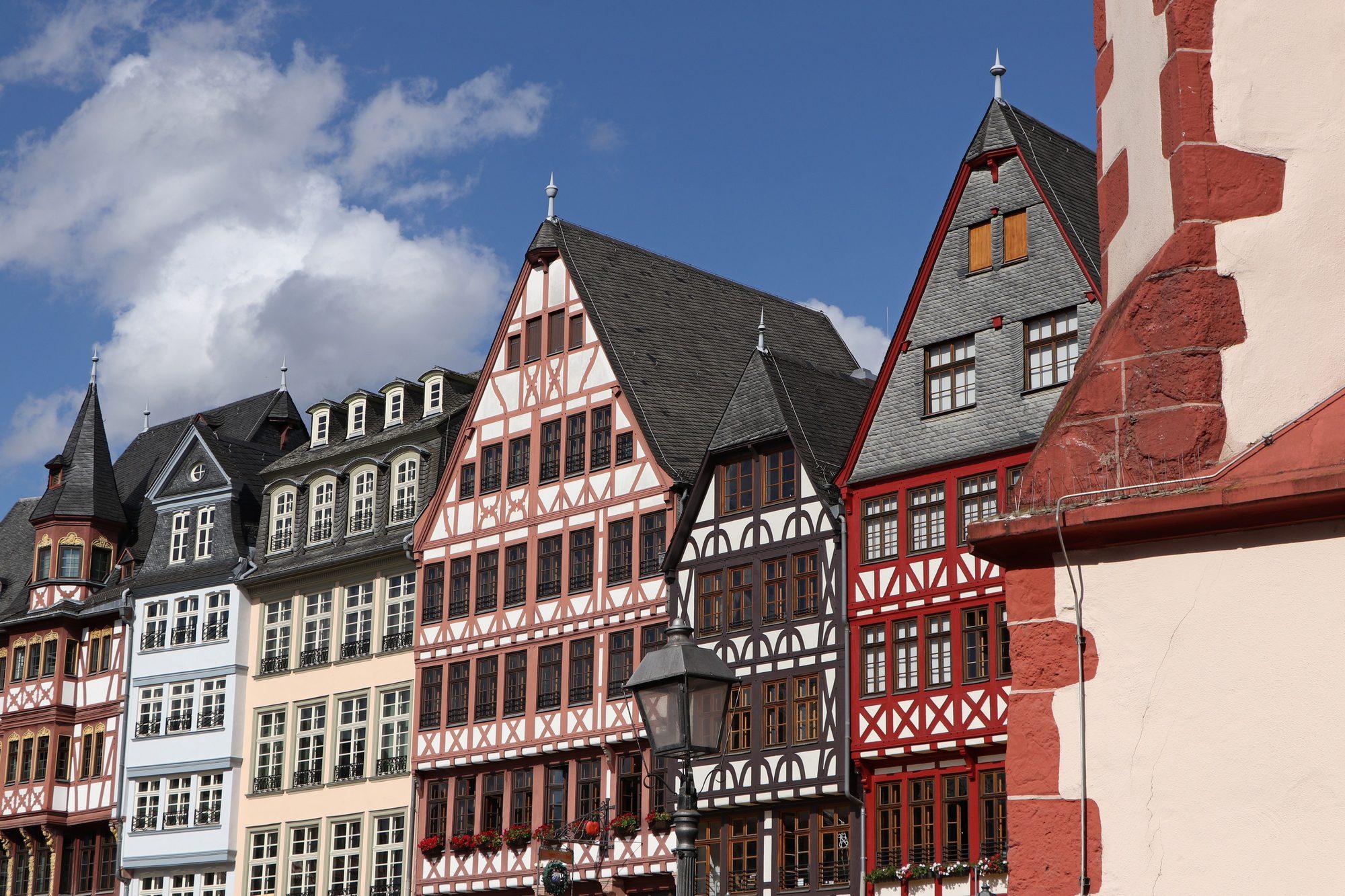 Altstadt in Frankfurt am Main