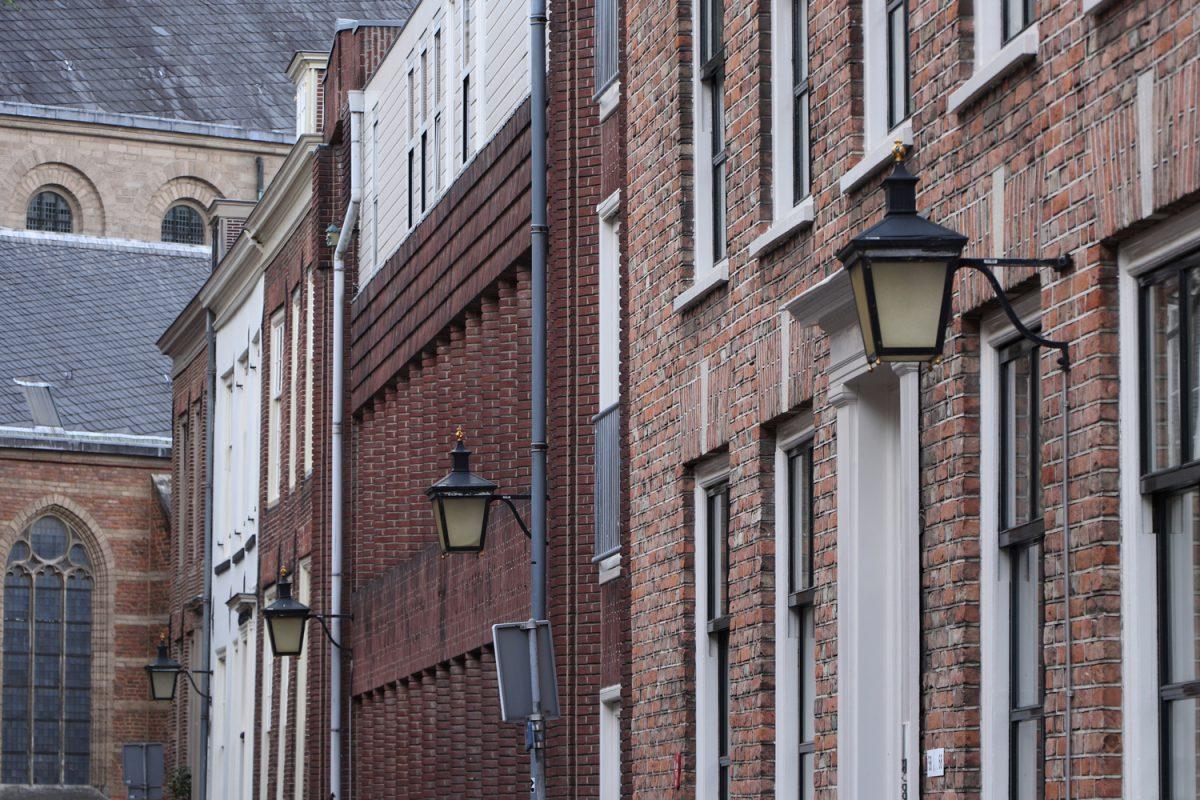 Utrecht Altstadt