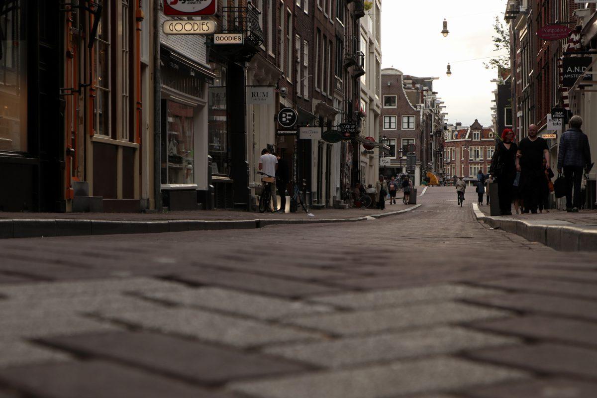 Amsterdam Altstadt Runstraat