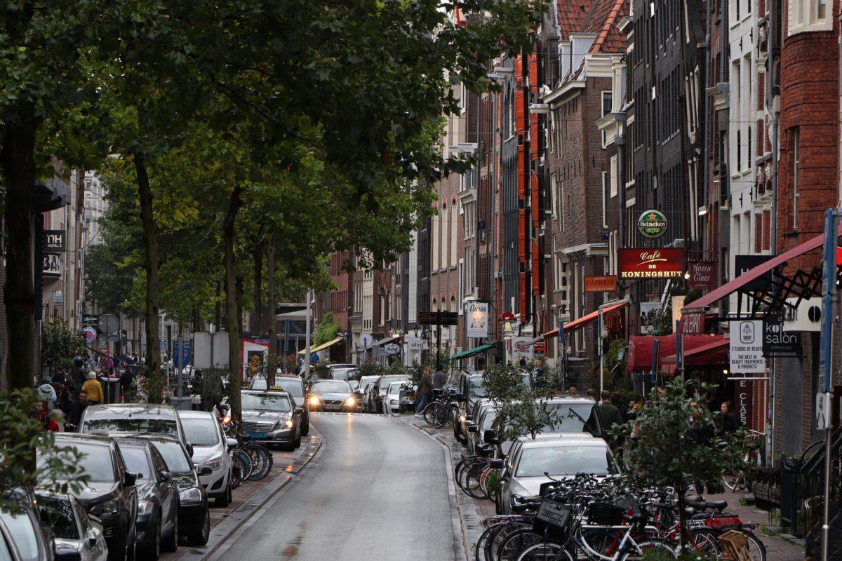 Amsterdam Spuistraat