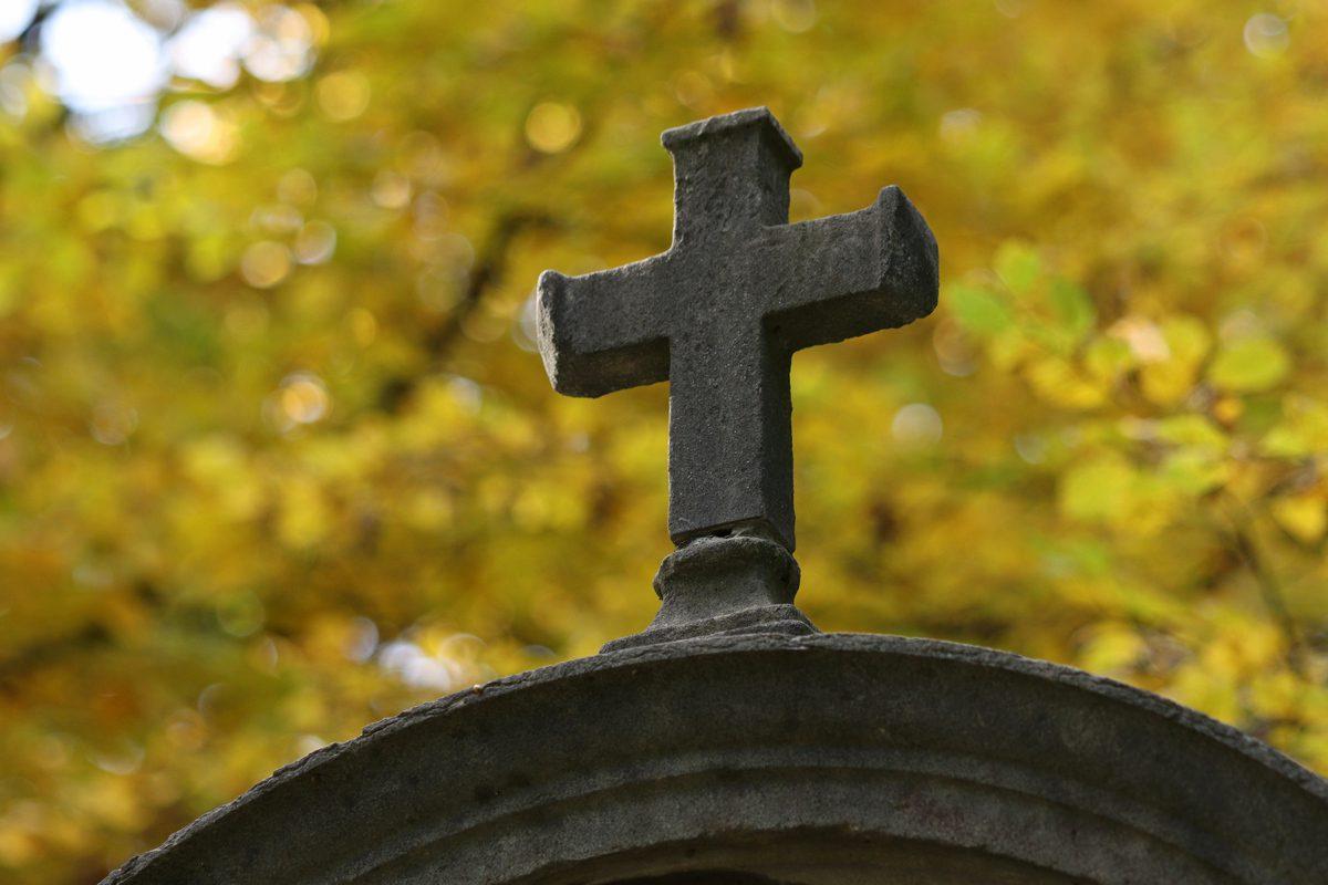 Herbst auf dem Alten Südfriedhof München