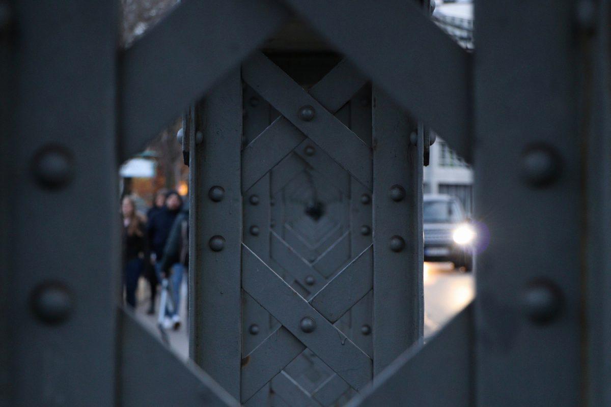 München Hackerbrücke Konstruktion