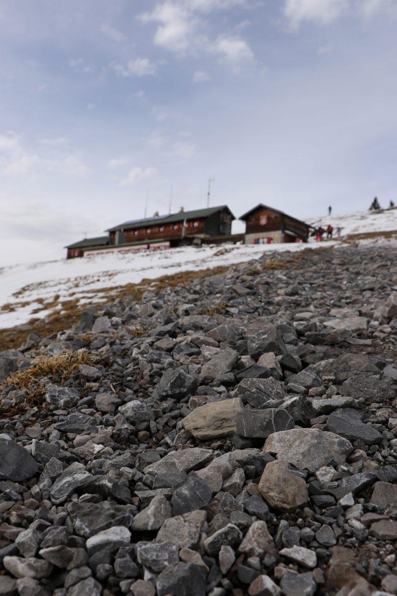 Berghütte auf dem Brauneck Lenggries