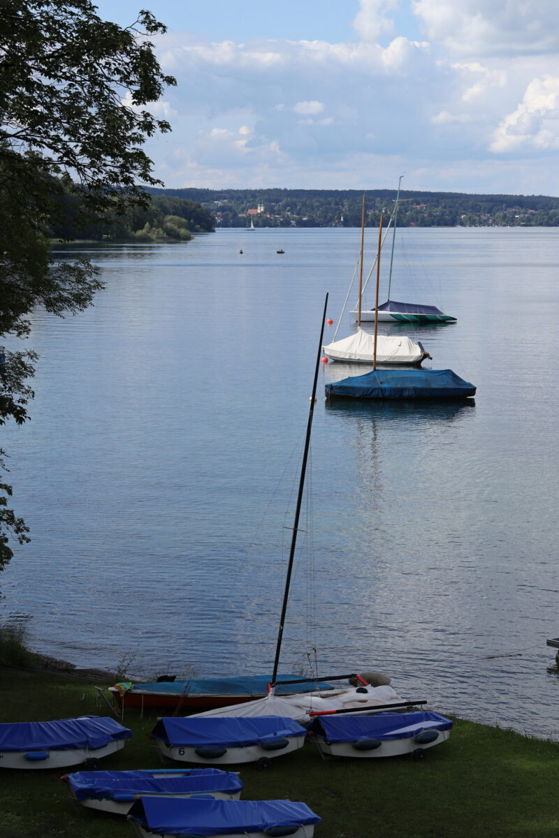 Hafen Bernried am Starnberger See