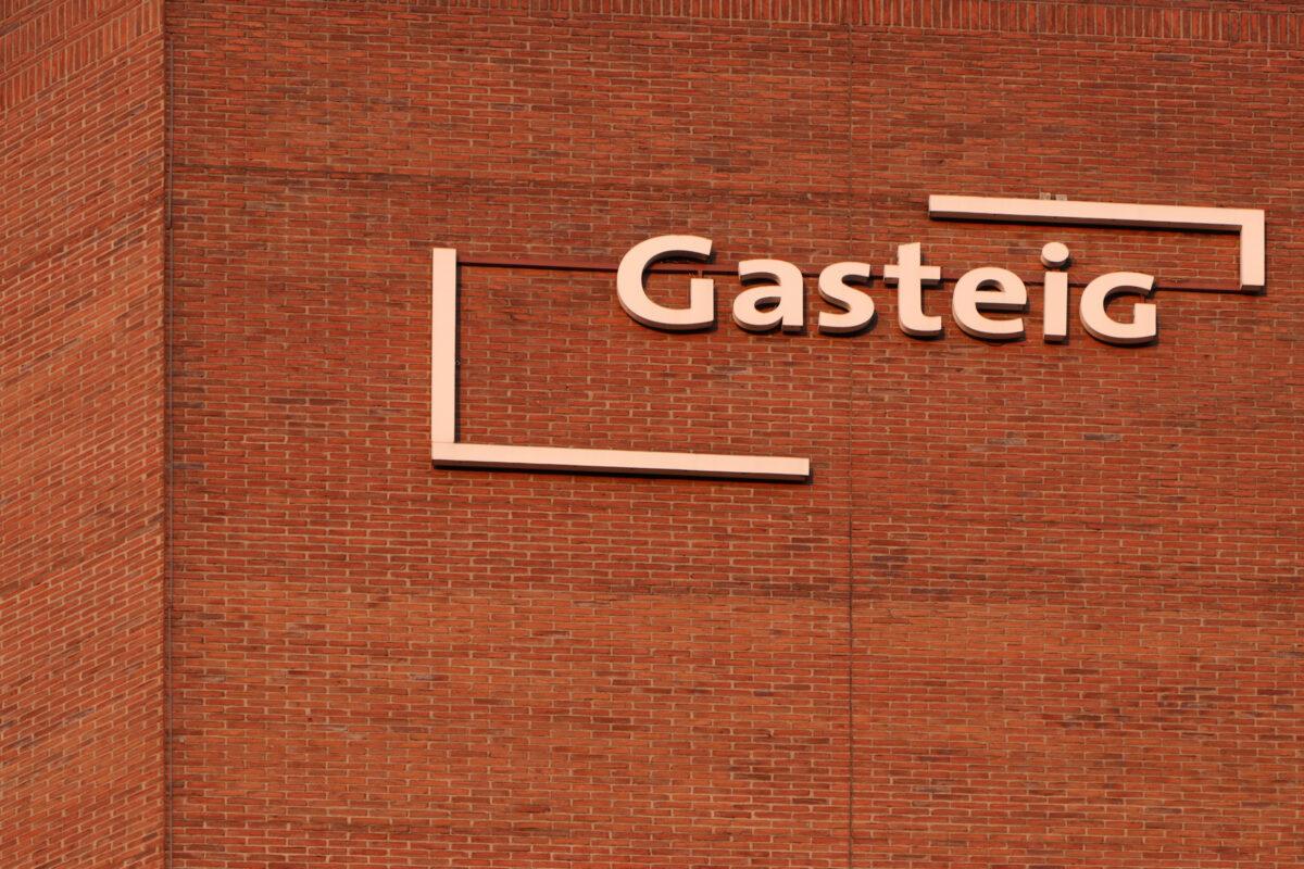 Gasteig Fassade München