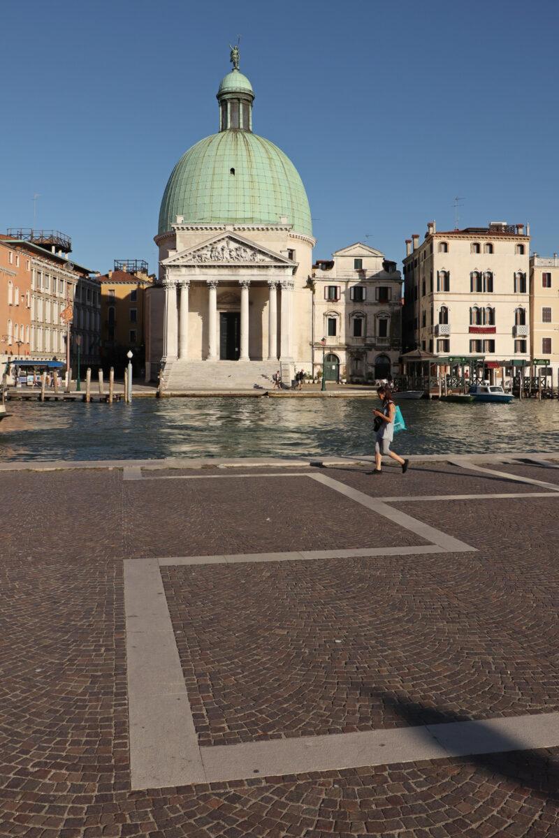San Simeone Piccolo am Canal Grande in Venedig